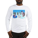 Snow Corgis II Long Sleeve T-Shirt