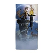 Dragon Land 2 Beach Towel