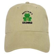 Hoppy to be a Gramma Baseball Cap