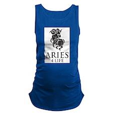 Aries 4 Life Maternity Tank Top