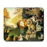 PEACEABLE KINGDOM Mousepad