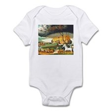 NOAH'S ARK Infant Creeper