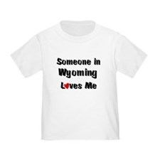 Wyoming Loves Me T