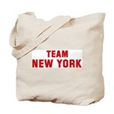 Team NEW YORK Tote Bag