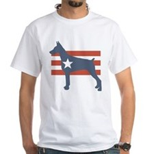 Patriotic Doberman Pinscher Shirt