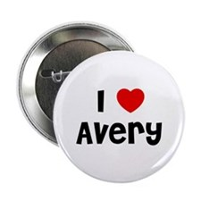"I * Avery 2.25"" Button (10 pack)"