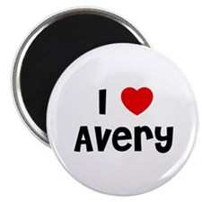 "I * Avery 2.25"" Magnet (10 pack)"