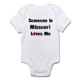 Missouri Loves Me Infant Bodysuit