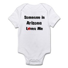 Arizona Loves Me Infant Bodysuit