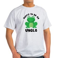 Hoppy to be an Uncle T-Shirt