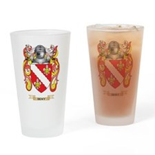 Denison Coat of Arms Drinking Glass