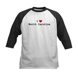 I Love North Carolina Tee