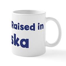 Raised in Alaska Mug