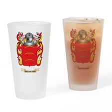 Dericks Coat of Arms Drinking Glass