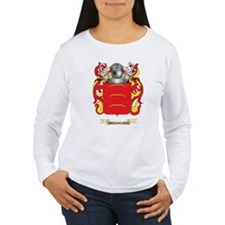 Dericks Coat of Arms Long Sleeve T-Shirt