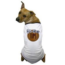 Tip.It Classic Wood Logo Dog T-Shirt