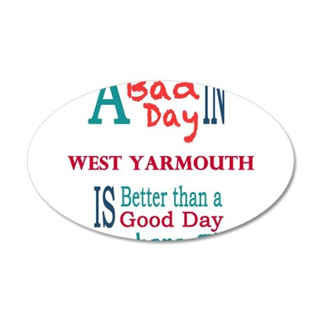 West Yarmouth Wall Decal