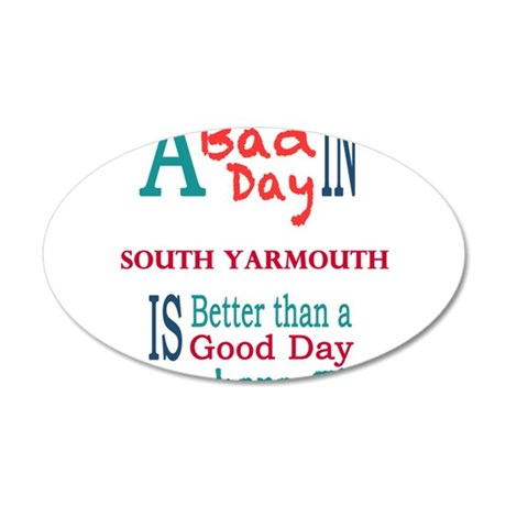 South Yarmouth Wall Decal