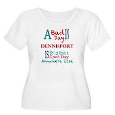 Dennisport Plus Size T-Shirt