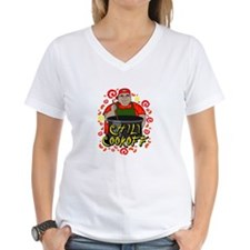 Man in Apron Chili Cookoff Graphic T-Shirt