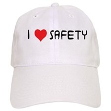 Cool I love safety Baseball Cap