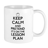 Keep calm mugs Small Mugs (11 oz)