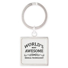 World's Most Awesome Medical Technologist Square K