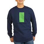 Greene, Graham Long Sleeve Dark T-Shirt