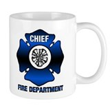Fire Chief Coffee Mug