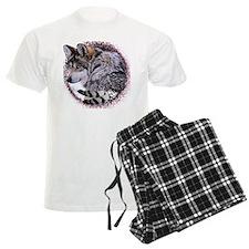 Lace Wolf Pajamas