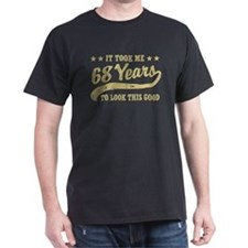 Funny 68th Birthday T-Shirt
