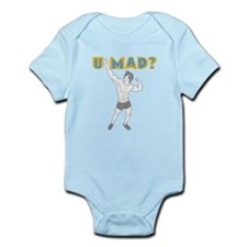U MAD Zyzz Body Suit