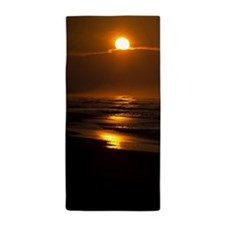 Ocean Sunrise Beach Towel