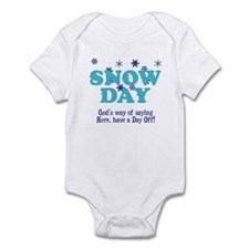 Snow Day Infant Bodysuit