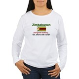 Good Looking Zimbabwean T-Shirt