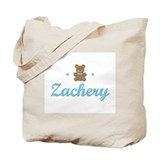 Teddy Bear - Zachery Tote Bag