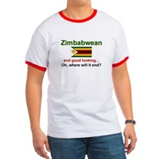 Good Looking Zimbabwean T