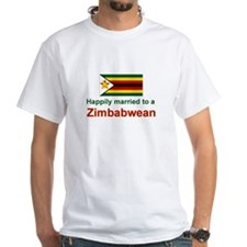 Happily Married To Zimbabwean Shirt