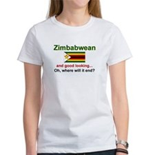 Good Looking Zimbabwean Tee