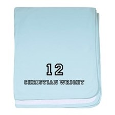 Personalised Baby Blanket Athletica