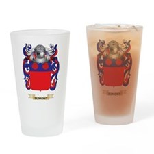 Dumont Coat of Arms Drinking Glass