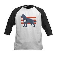 Patriotic Labrador Retriever Tee