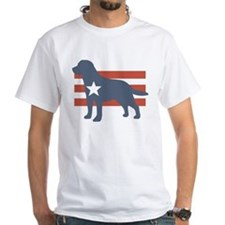 Patriotic Labrador Retriever Shirt