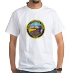 FPS Police White T-Shirt