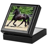 """Friesian 4"" Keepsake Box"
