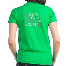 Be the Hope for a Cure 2-Sided T-Shirt