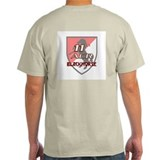 11th ACR Cavalry Ash Grey T-Shirt