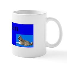 Buhund Coffee Mug