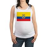 Ecuador.jpg Maternity Tank Top