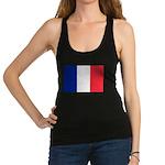 France.jpg Racerback Tank Top